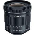 Canon Lens EF-S 10-18mm f/4.5-5.6 IS Φακός — 201€ Photo Emporiki