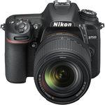 Nikon D7500 DSLR Κάμερα με 18-140mm VR Φακό — 1092€ Photo Emporiki