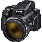 Nikon Coolpix P1000 Black — 797€ Photo Emporiki