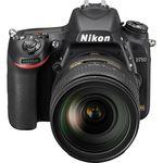 Nikon D750 DSLR Κάμερα με 24-120mm f/4 VR Φακό — 1554€ Photo Emporiki