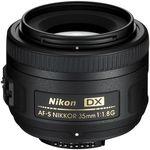 Nikon AF-S DX NIKKOR 35mm f/1.8G Φακός — 135€ Photo Emporiki