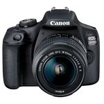 Canon EOS 2000D DSLR Κάμερα με 18-55mm IS STM Φακό — 298€ Photo Emporiki