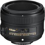 Nikon AF-S 50mm f/1.8G Φακός — 197€ Photo Emporiki