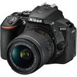 Nikon D5600 DSLR Kit με AF-P 18-55mm f/3.5-5.6G VR DX Φακό — 545€ Photo Emporiki