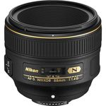 Nikon AF-S 58mm f/1.4G Φακός — 1306€ Photo Emporiki
