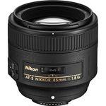Nikon AF-S 85mm f/1.8G Φακός — 386€ Photo Emporiki
