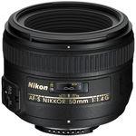 Nikon AF-S 50mm f/1.4G Φακός — 386€ Photo Emporiki