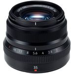 Fujifilm XF 35mm f/2 R WR (Black) Φακός — 0€ Photo Emporiki