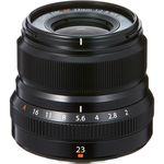 Fujifilm XF 23mm f/2 R WR (Black) Φακός — 0€ Photo Emporiki