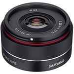Samyang AF 35mm f/2.8 FE (Sony E-Mount) Φακός — 217€ Photo Emporiki