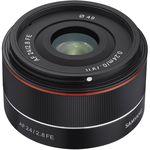Samyang AF 24mm f/2.8 FE (Sony E-Mount) Φακός — 225€ Photo Emporiki