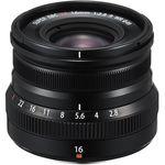 Fujifilm XF 16mm f/2.8 R WR (Black) Φακός — 0€ Photo Emporiki