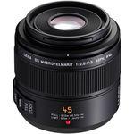 Panasonic Leica DG 45mm f/2.8 MEGA O.I.S. Macro-Elmarit ASPH. Lens — 0€ Photo Emporiki