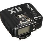 Godox X1R-C eTTL δέκτης ραδιοσυχνότητας 2.4GHz για μηχανές Canon — 36€ Photo Emporiki