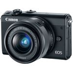 Canon EOS M200 Kit Mirrorless Κάμερα  με EF-M 15-45mm f/3.5-6.3 IS STM Φακό — 354€ Photo Emporiki