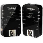 Yongnuo YN-622C - Σετ E-TTL ραδιοσυχνοτήτων για μηχανές Canon — 80€ Photo Emporiki