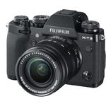 Fujifilm X-T3 Kit (XF 18-55mm f/2.8-4 R LM OIS) (Black) — 1420€ Photo Emporiki