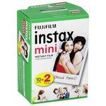 Fujifilm 1x2 instax mini Film — 13€ Photo Emporiki