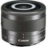 Canon EF-M 28mm f/3.5 Macro IS STM Φακός — 257€ Photo Emporiki