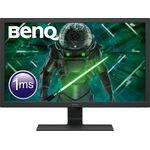 BenQ GL2780 FHD Gaming PC Monitor Black Zero Pixel — 104€ Photo Emporiki