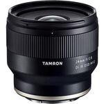 Tamron 24mm f/2.8 Di III OSD M 1:2 Φακός για Sony E Mount — 305€ Photo Emporiki