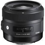 Sigma 30mm f/1.4 DC HSM Art Φακός για Nikon F Mount — 414€ Photo Emporiki