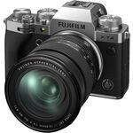 Fujifilm X-T4 (Silver) Kit (XF 16-80mm f/4 R OIS WR) — 1935€ Photo Emporiki