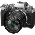 Fujifilm X-T4 (Silver) Kit (XF 18-55mm f/2.8-4 R LM OIS) — 1932€ Photo Emporiki