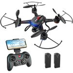 Holy Stone F181W WiFi FPV Drone With Full HD 1080p Camera Wide Angle — 79€ Photo Emporiki
