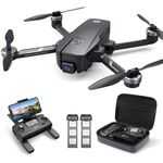 Holy Stone HS720E 4K EIS (Electric Image Stabilization) Drone With UHD Camera 2 Batteries and Case — 302€ Photo Emporiki