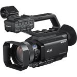 Sony HXR-NX80 4K NXCAM with HDR & Fast Hybrid AF — 2120€ Photo Emporiki