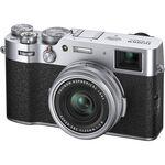 Fujifilm X100V (Silver) Digital Camera — 1282€ Photo Emporiki