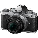 Nikon Z fc (Silver) Kit (Z DX 16-50mm VR SL) — 797€ Photo Emporiki