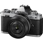 Nikon Z fc (Silver) Kit (Z 28mm f/2.8 SE) — 882€ Photo Emporiki