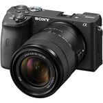 Sony a6600 Kit (E 18-135mm OSS) — 1512€ Photo Emporiki