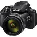 Nikon Coolpix P900 Black — 305€ Photo Emporiki