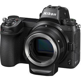 Nikon Z6 Mirrorless Κάμερα (Σώμα) με Αντάπτορα FTZ — 1288€ Photo Emporiki