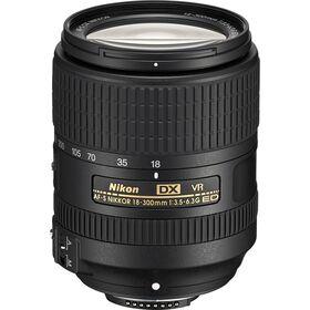 Nikon AF-S DX 18-300mm f/3.5-6.3G ED VR — 509€ Photo Emporiki
