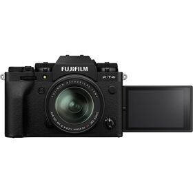 Fujifilm X-T4 (Black) Kit (XF 18-55mm f/2.8-4 R LM OIS) — 1854€ Photo Emporiki