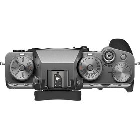 Fujifilm X-T4 (Silver) Kit (XF 16-80mm f/4 R OIS WR) — 1935€ Photo Emporiki