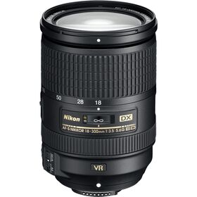 Nikon AF-S DX 18-300mm f/3.5-5.6G ED VR — 915€ Photo Emporiki