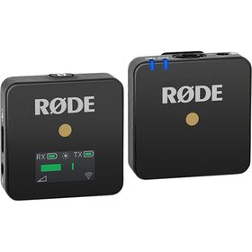Rode Wireless GO Compact Wireless Microphone System (2.4 GHz) — 199€ Photo Emporiki